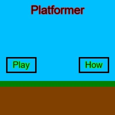 Coded Game: Platformer by Nyles J