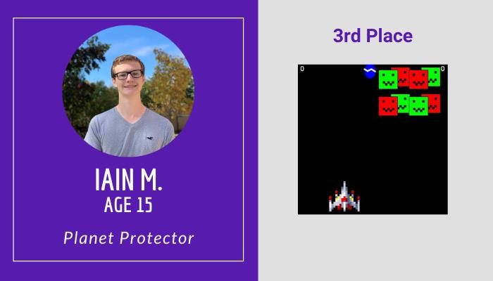 3rd Place - GJ Blog
