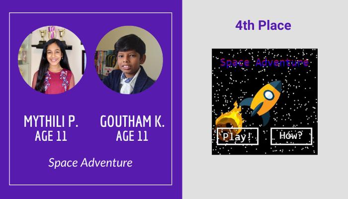4th Place - GJ Blog 2