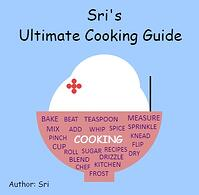 Sris_Showcase Project_Recipe Book