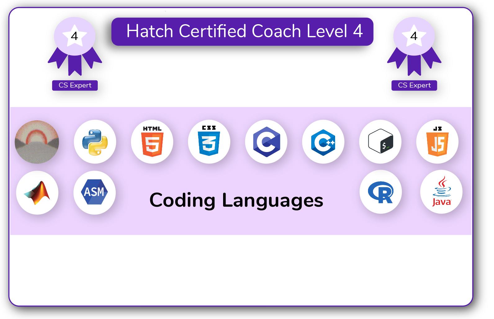 Coach Certification Level