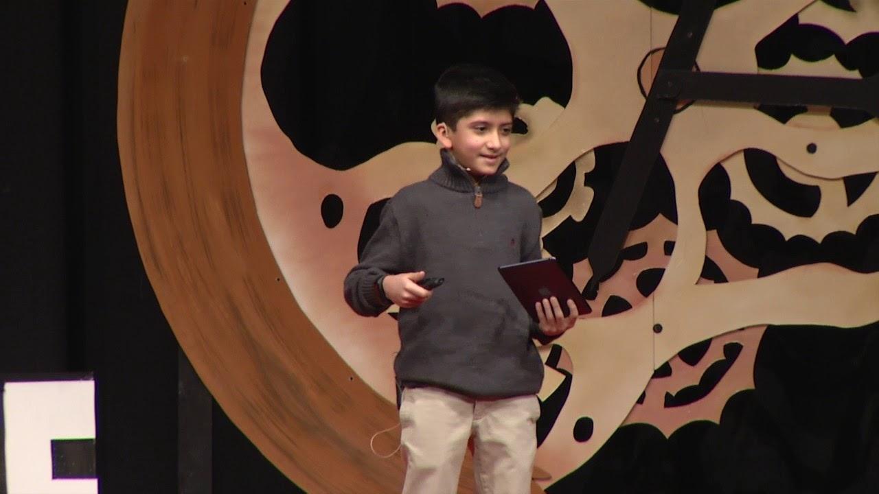 Young coder, Krish Mehra